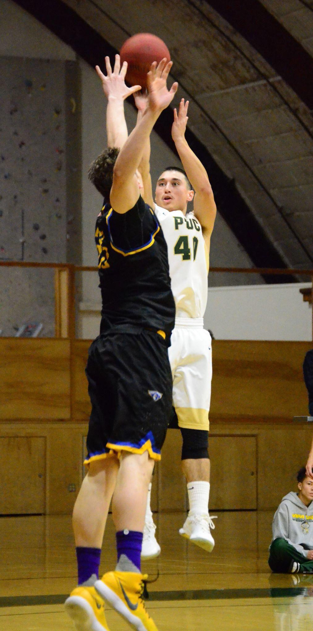 PUC Basketball