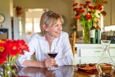 Oakville vintner Linda Neal