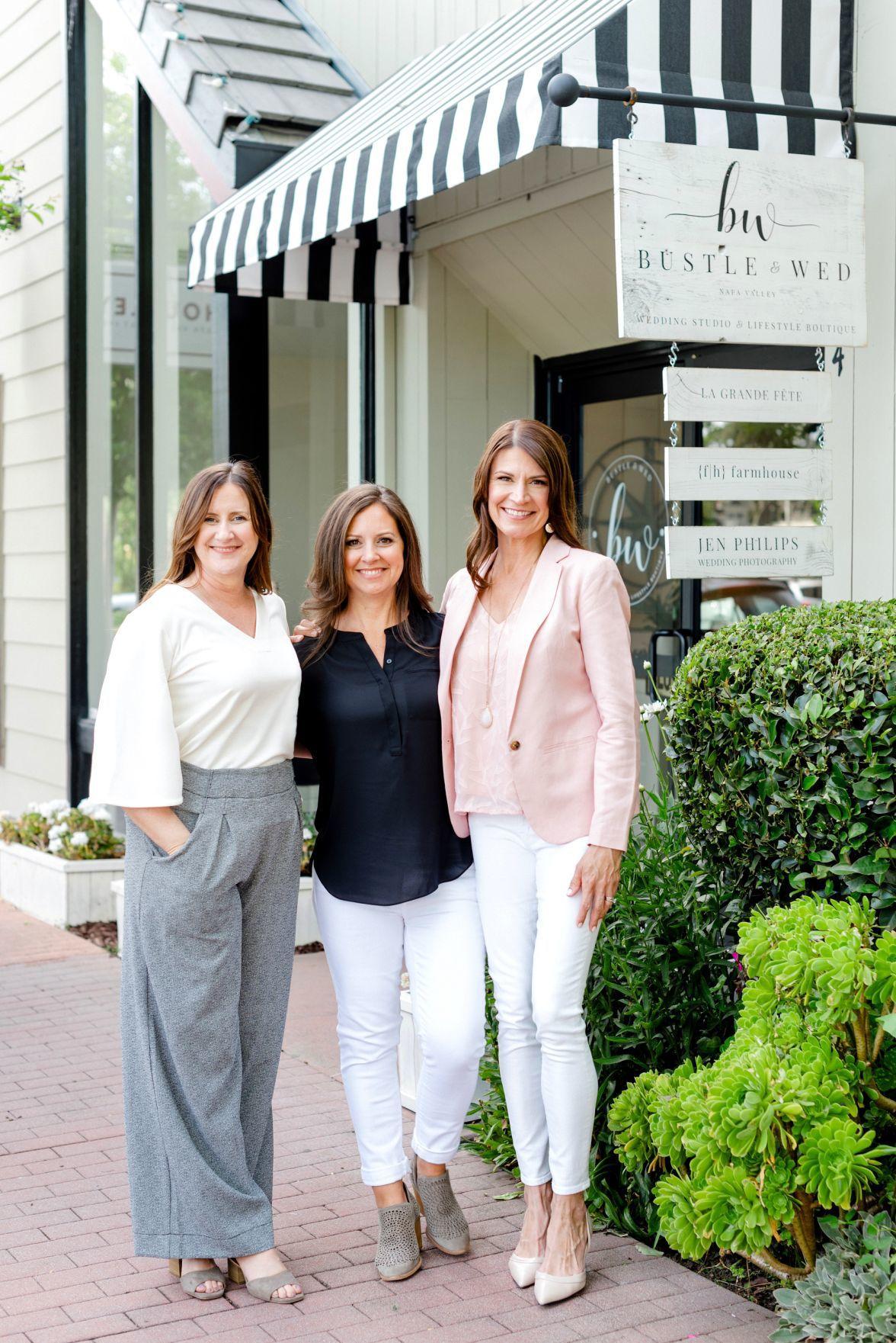 Jen Philips, Kristin Maher, Jennifer Stone