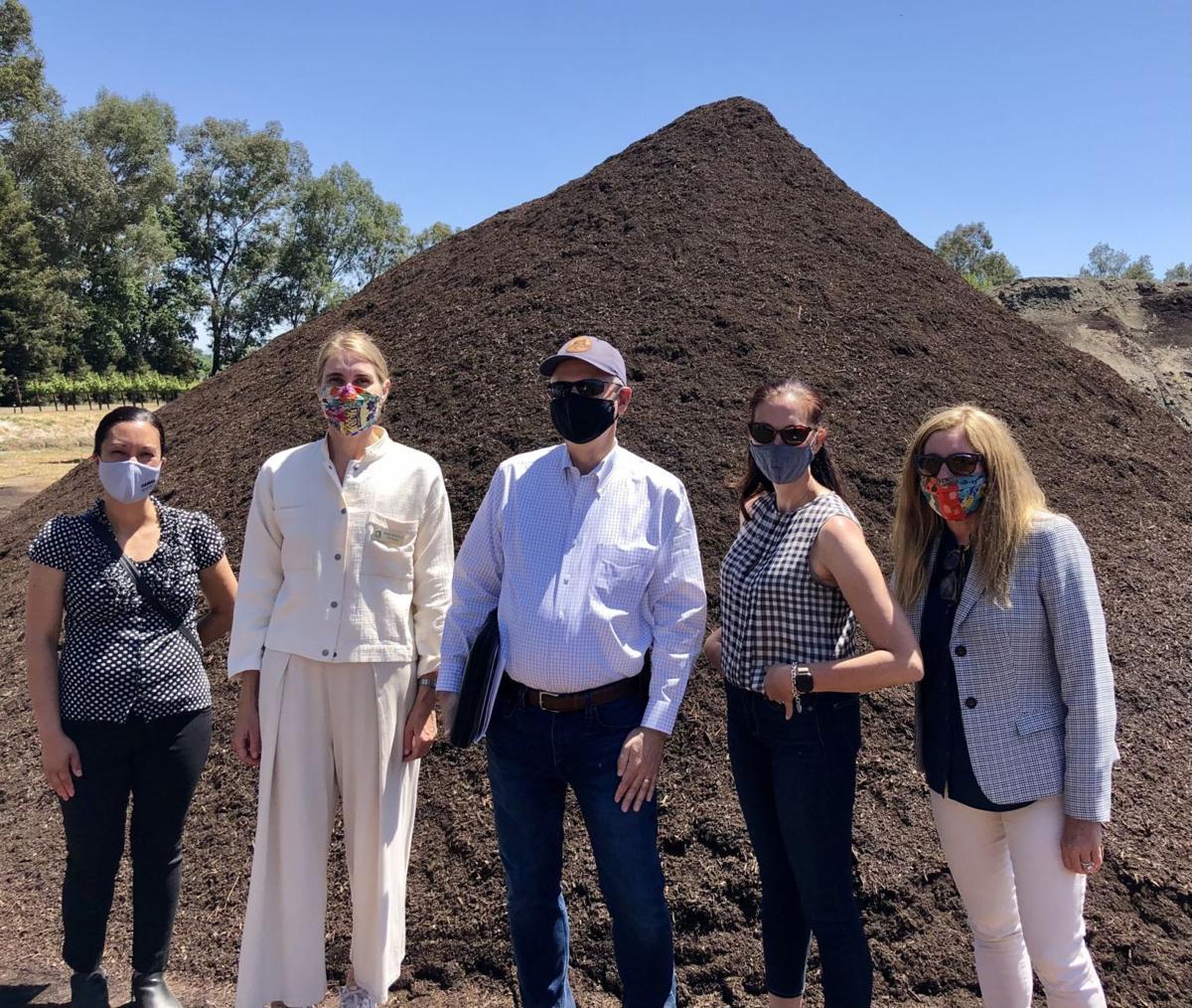 Composting tour