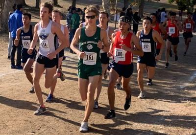 Pacific Union College cross country