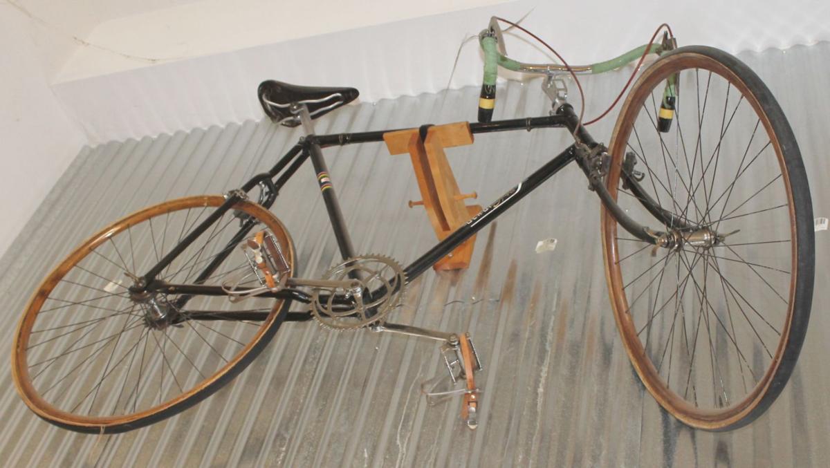 1930s Italian Gerbi bicycle