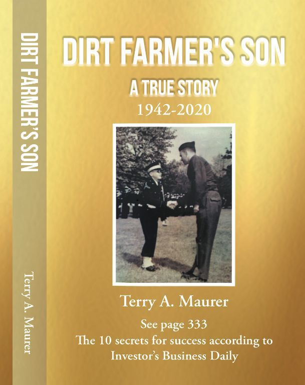 Cover of Dirt Farmer's Son by Terry Maurer
