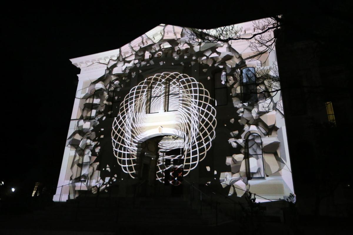 Napa Lighted Art Festival 2020