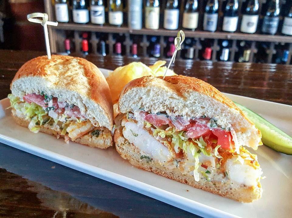 Bounty Hunter sandwich