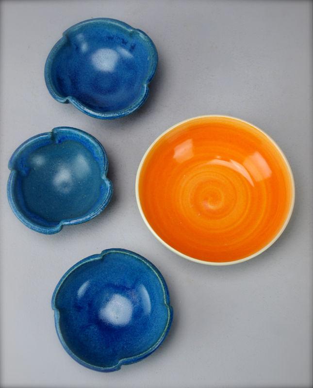 NBC Pottery Bowls