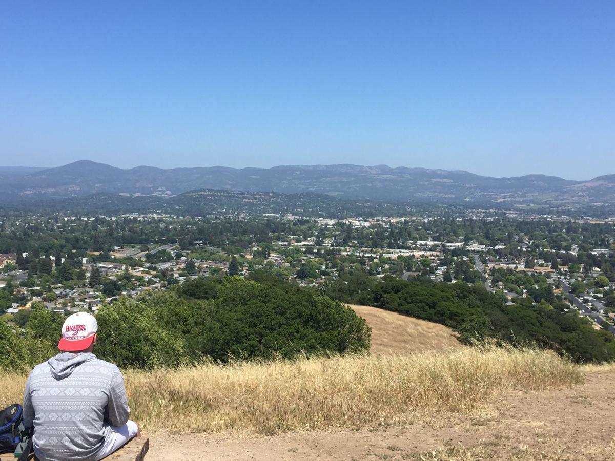 Westwood Hills trail