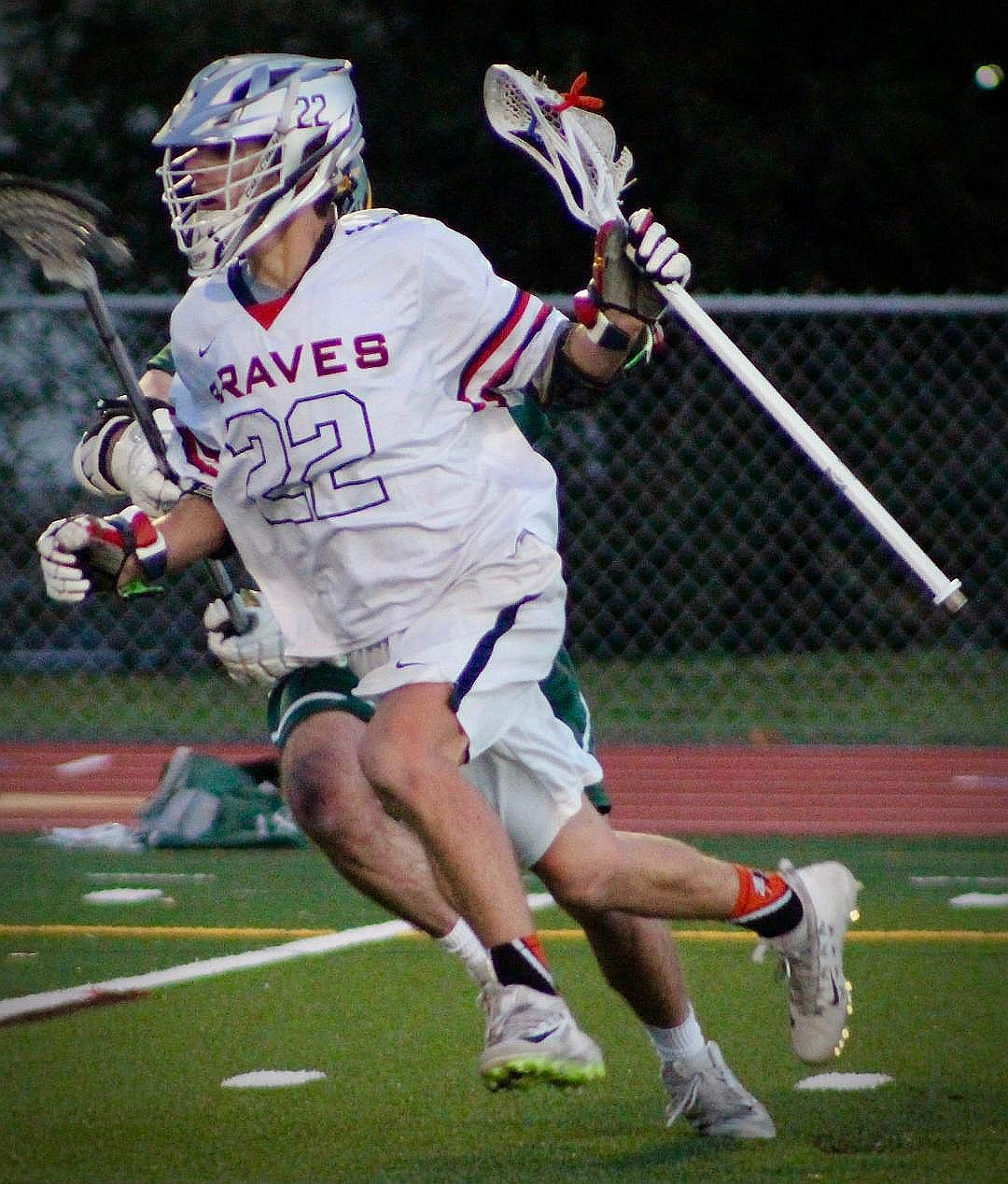 Justin-Siena boys lacrosse