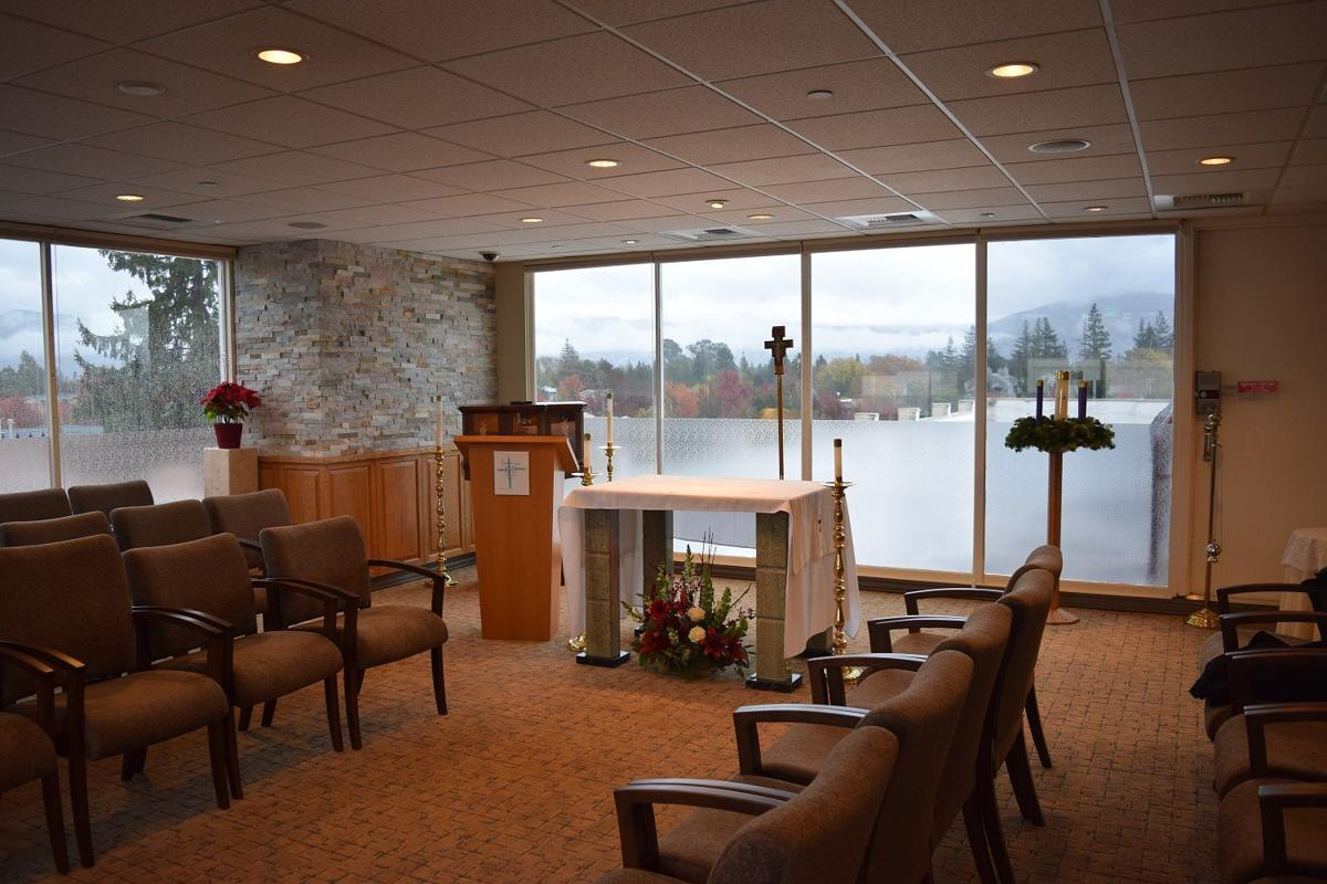 Queen of the Valley Medical Center chapel.