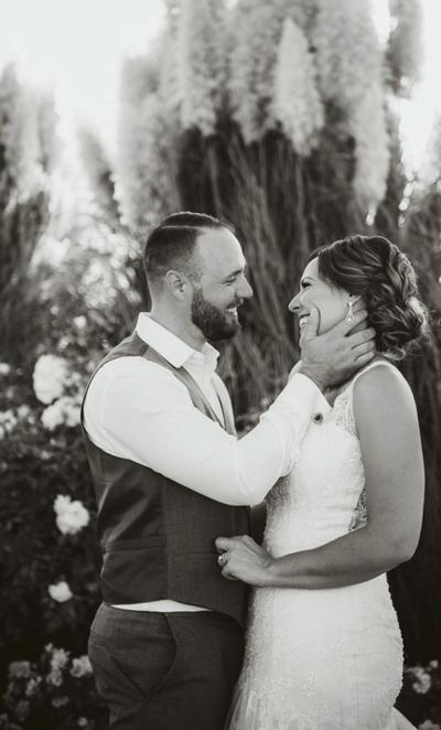 DeSimoni and Del Zompo wed