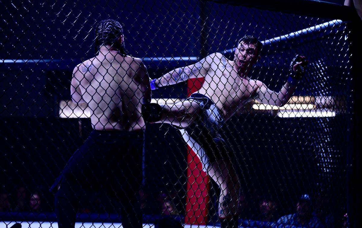 Mixed martial arts returns to Napa | Sports