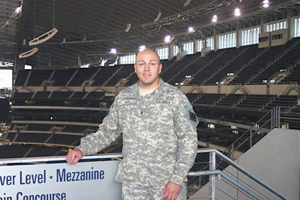 Juan Mora in Arlington, Texas