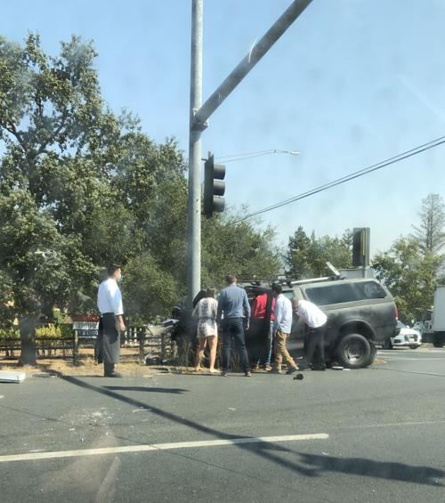 Yountville crash