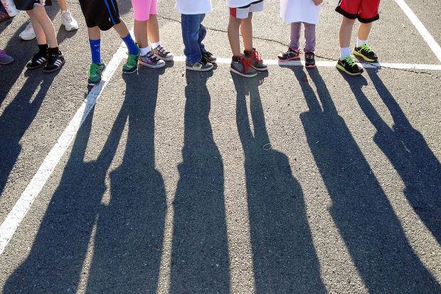 Northwood Elementary Fun Run (copy)