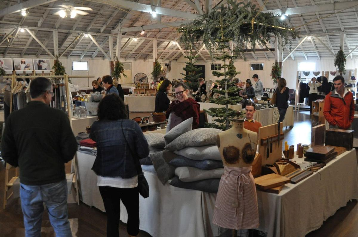 St. Helena Winter Market at Native Sons Hall