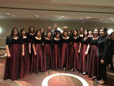 SHHS choir