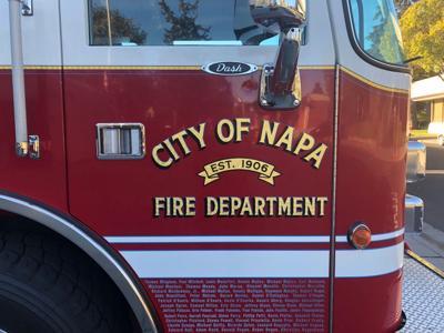 City of Napa Fire Department logo