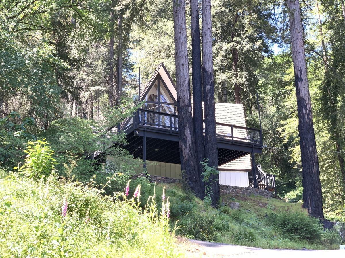 3119 Mt. Veeder Road, an illegal Napa Valley vacation rental