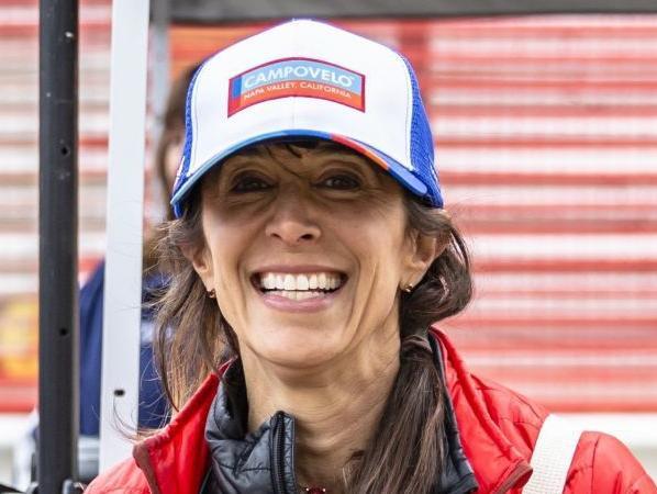 Rebecca Kotch, Ride Napa Valley