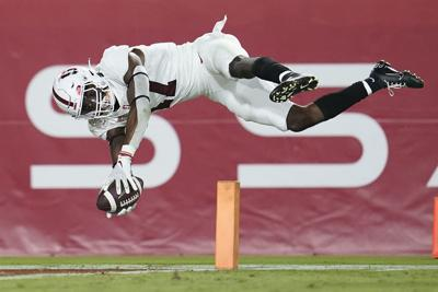 APTOPIX Stanford USC Football