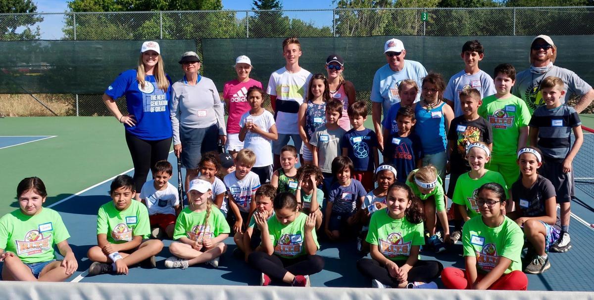 NVTA Summer Tennis Camp