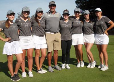 NVC women's golf