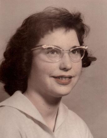 Norma Fay (Thompson) Hammond