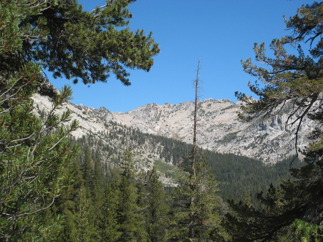 The Silver Divide-- Goodale Pass