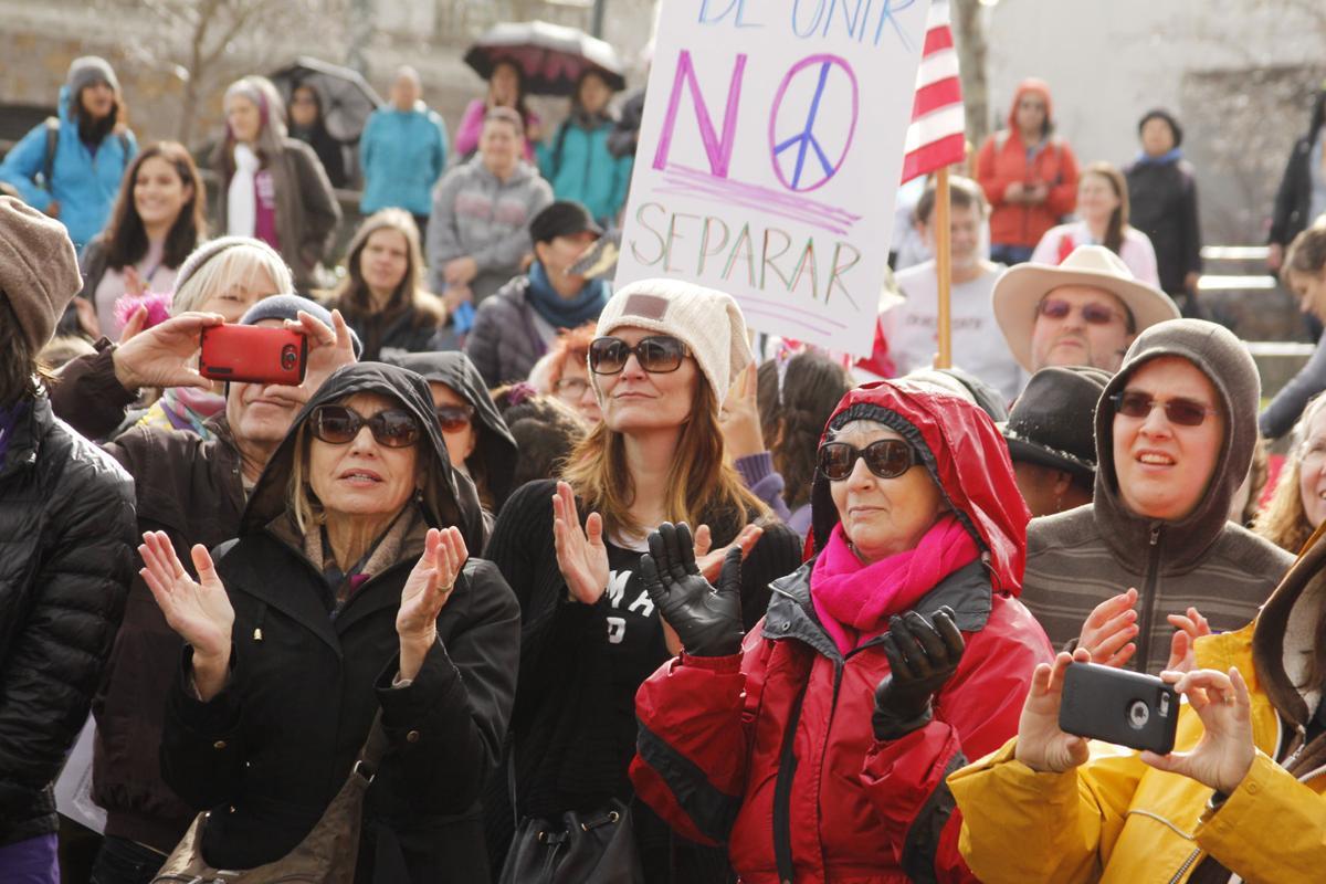 Women's March Napa Valley