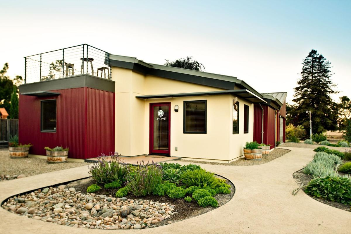 Building green homes in Napa: secrets from the pros