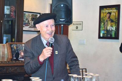 Mike Grgich turns 90