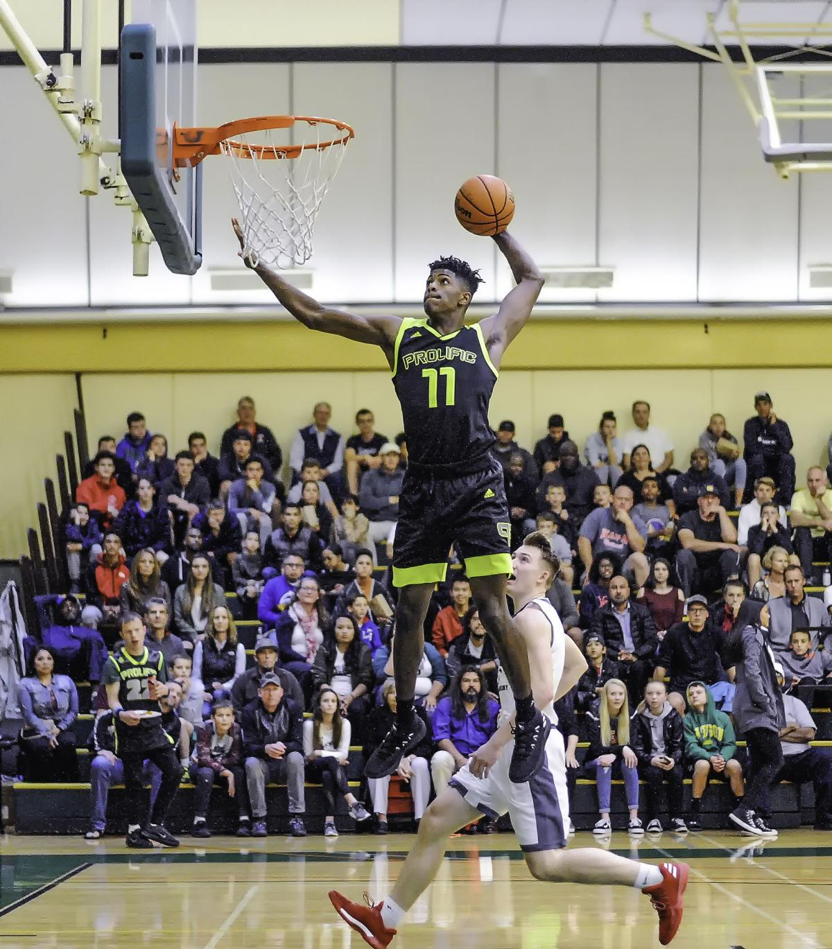 Big Weekend In High School Basketball: Prep Basketball: Prolific Prep Cruises To 2-0 In Opening