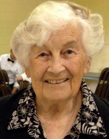Sister Philomena Geoghegan