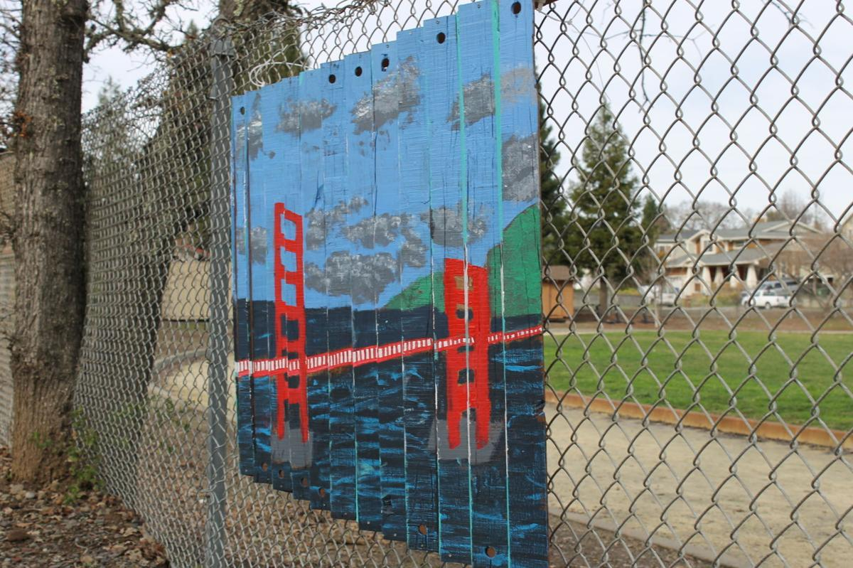RLS art project is a matter of perspective | St. Helena Star ...