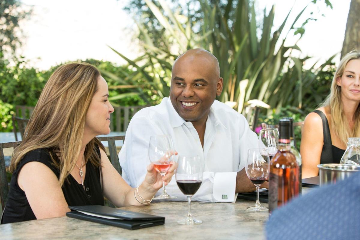 Honig Vineyard & Winery tasting
