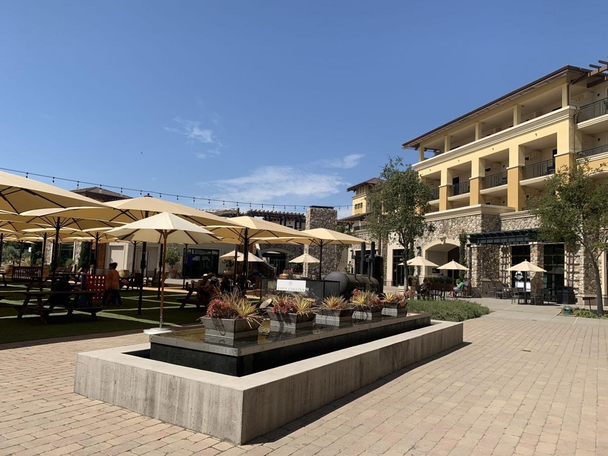 Napa's Meritage and Vista Collina resorts