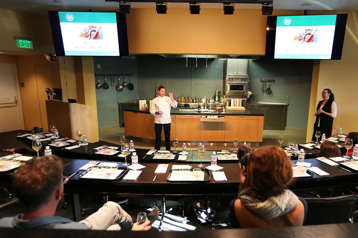 Culinary Institute of America at Copia (copy)
