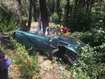 Napa County crash on Dry Creek Road