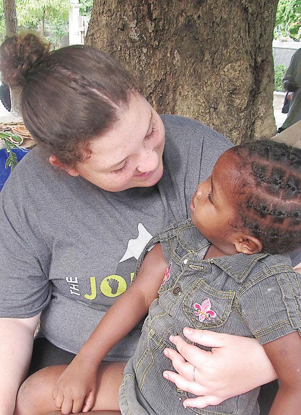 Haitian Teen 74