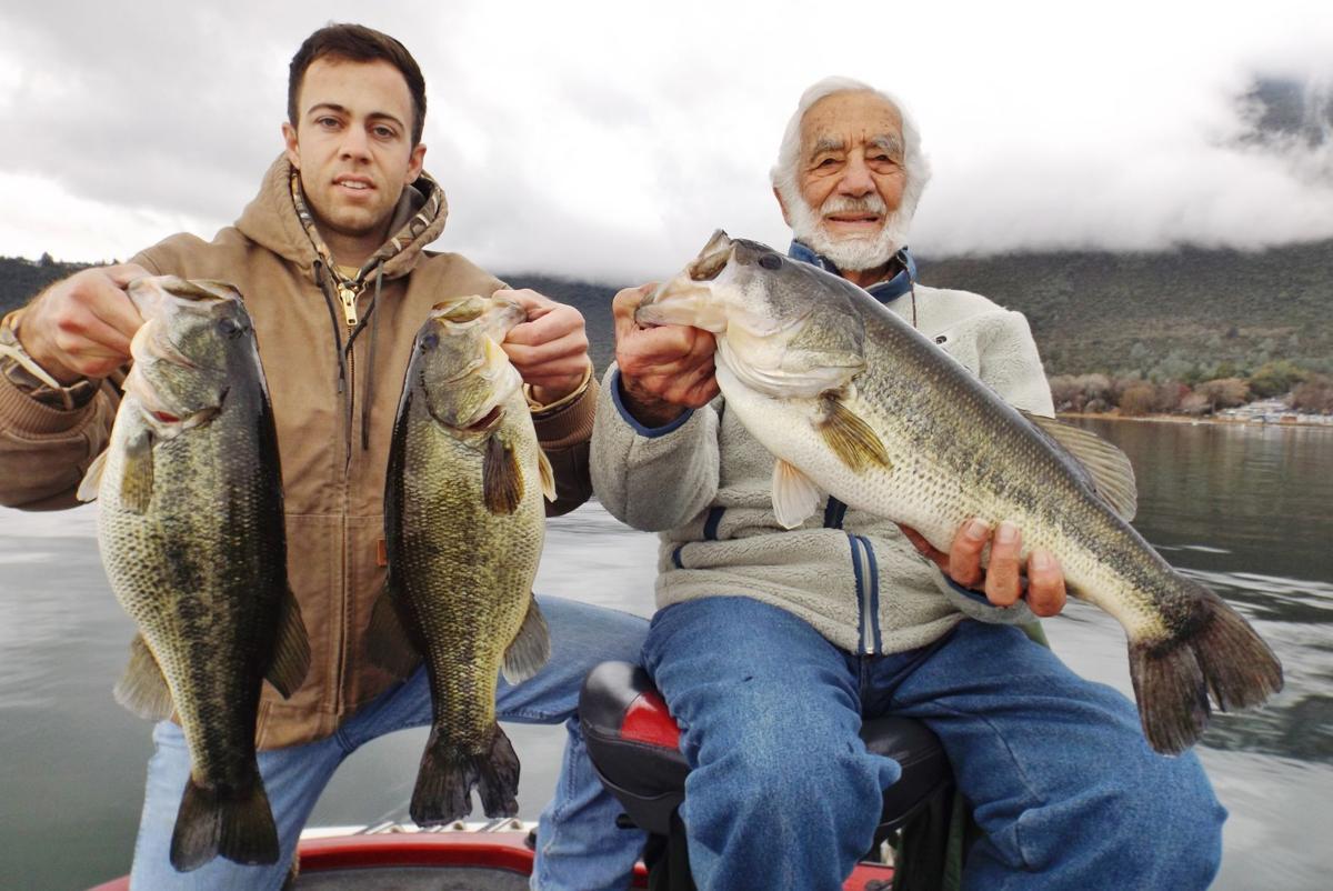 Bill Ryan with grandson Jack