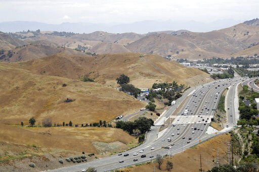 California to build largest wildlife crossing in world