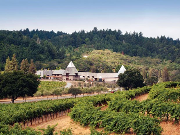 coppola's wine chateau also is family-friendly | wine