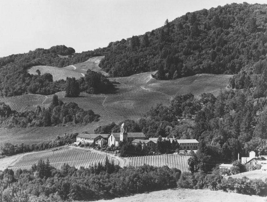 Mount La Salle Winery