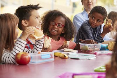 Lunchtime is so short in some public schools, students are going hungry