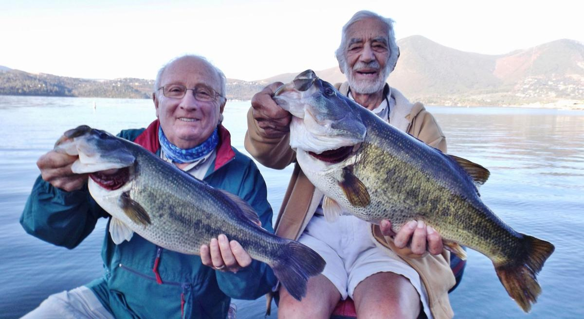 Napa Valley Fishing Report Clear Lake Bass Ties Ryan S Personal Record At 10 1 Pounds Outdoors Napavalleyregister Com