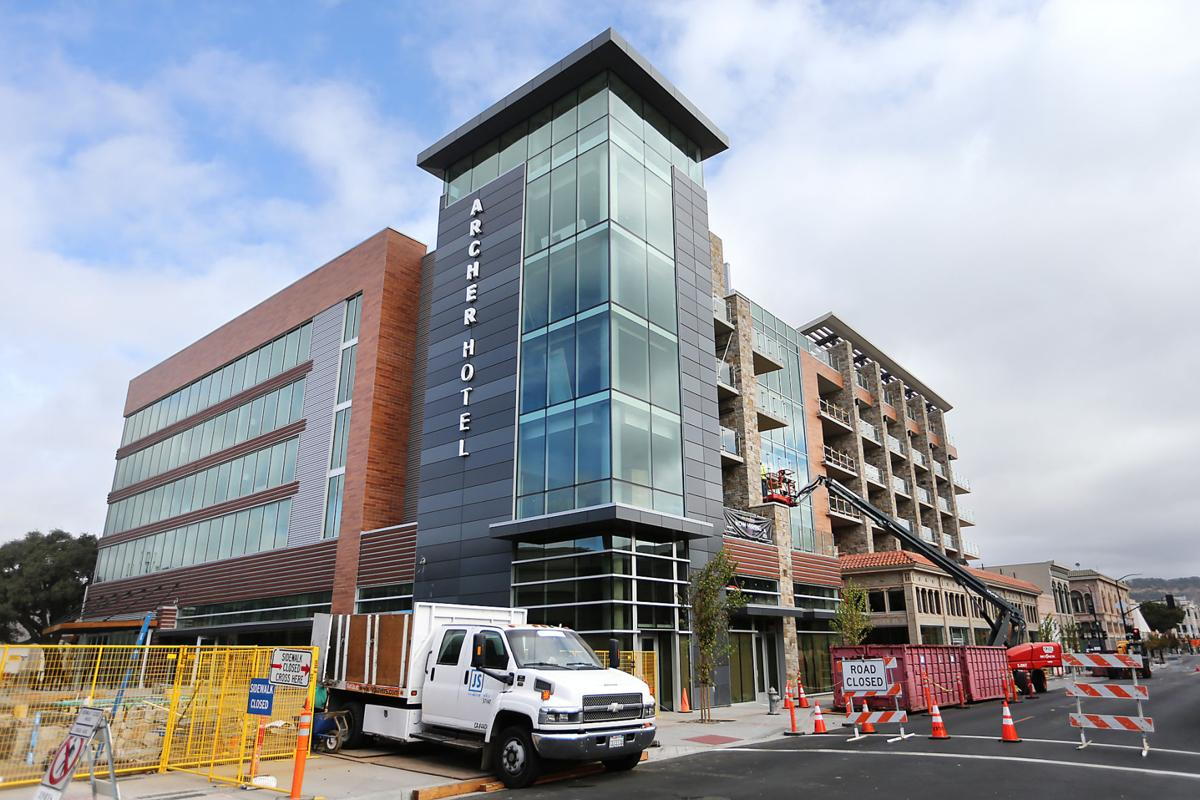 Archer Hotel Opening Delayed