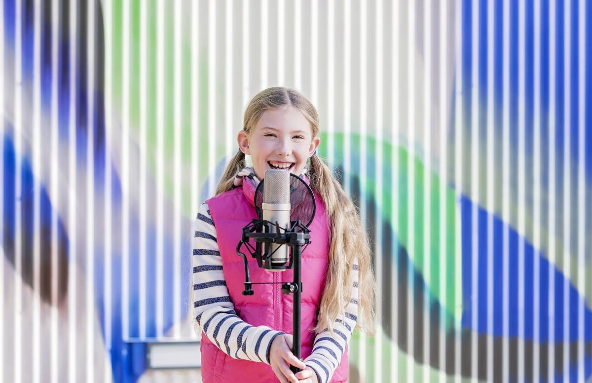 "Lila Sage Bromley, a Napa fourth grader and voice actor, has a role in Pixar's new animated film, ""Toy Story 4."""