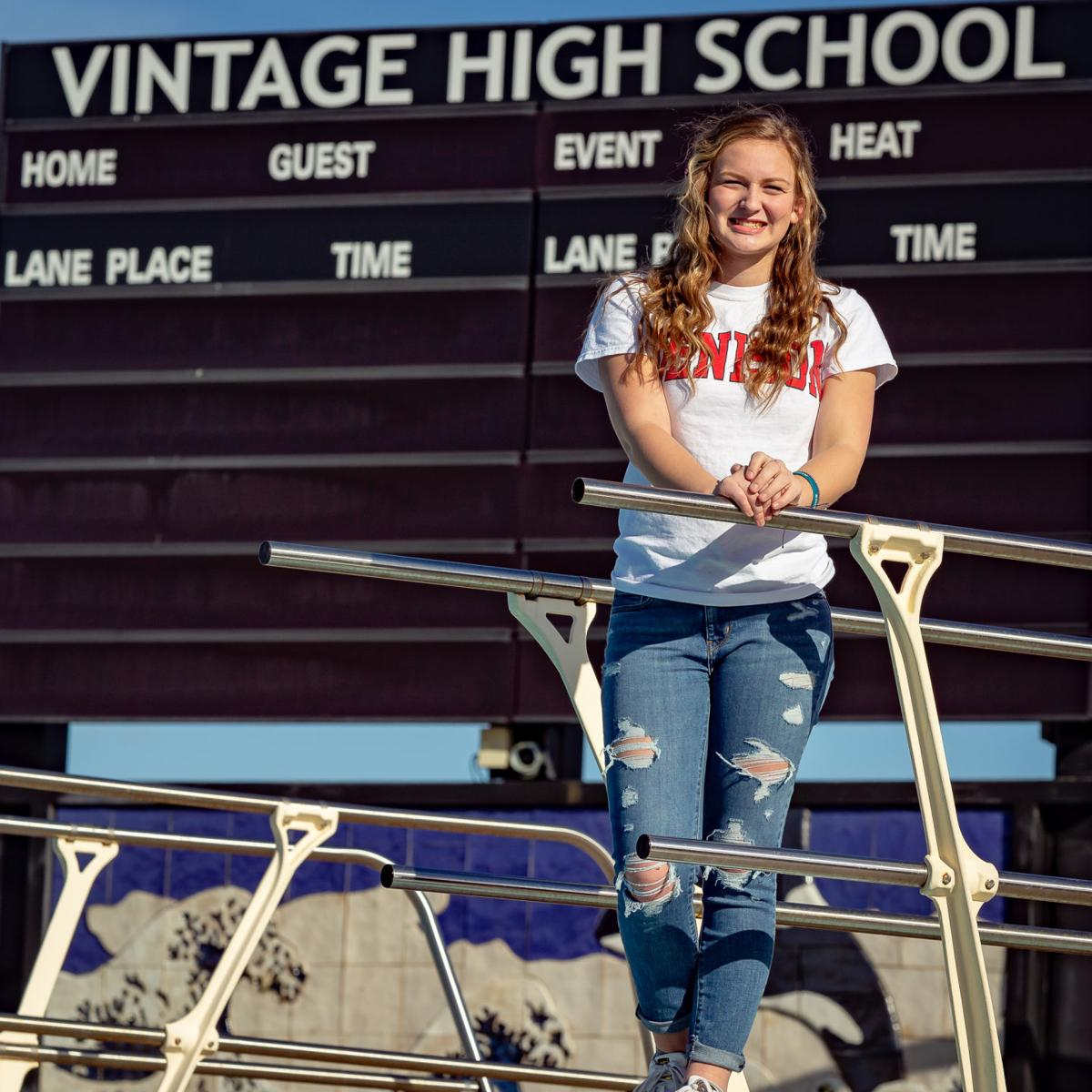 4b2b467d Vintage High's Ally Peterson signs national letter-of-intent with ...