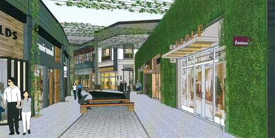 First Street Napa design guidelines
