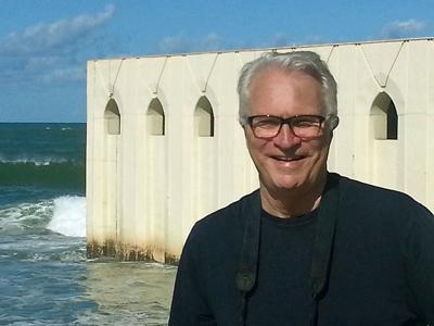 Author Russ Johnson